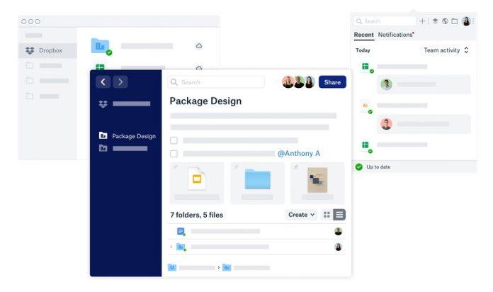 Dropbox Touts New Collaborative Cloud Storage Management App