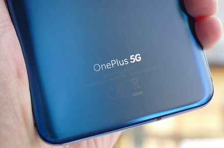 Speed is everything: Using 5G in the UK on the OnePlus 7 Pro 5G