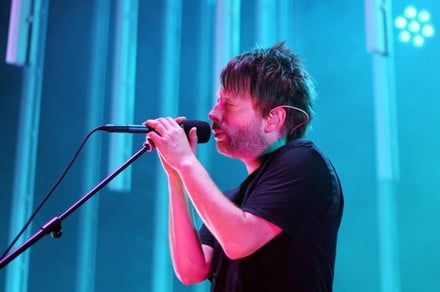 Radiohead releases 18 hours of material to scupper hacker's ransom demand