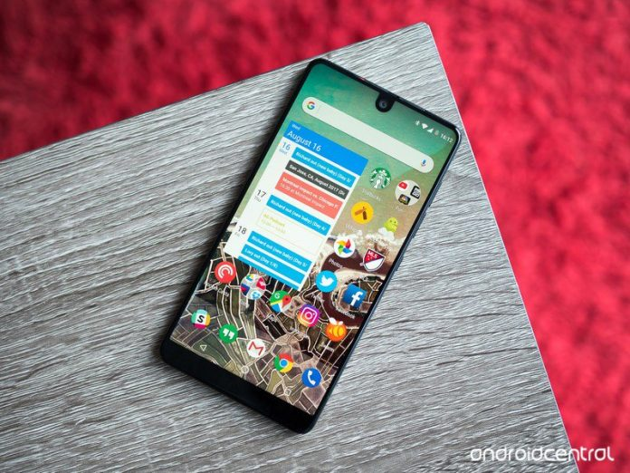 A new Essential Phone might be announced soon