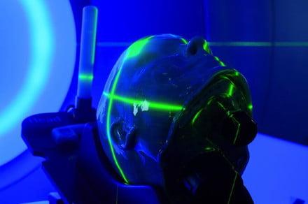 Custom 3D-printed heads let doctors practice delicate brain procedures