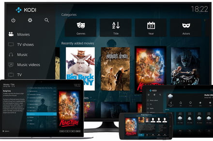 How to update the Kodi media center on all of your devices
