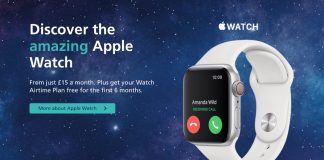 O2 Mobile Network Now Offering Apple Watch Cellular Contracts to UK Customers