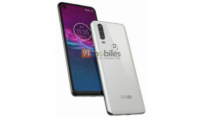 Motorola One Action leak reveals triple rear cameras and 21:9 display