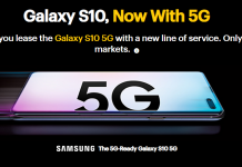 Sprint to offer Samsung Galaxy S10 5G on June 21
