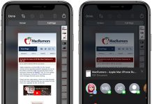How to Save or Share a Safari Web Page as a PDF in iOS 13