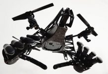 This drone with hands looks like a nightmare straight out of Black Mirror