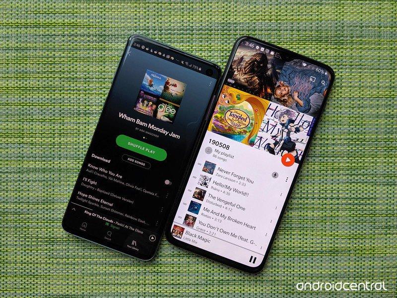 spotify-google-play-music-playlist-green