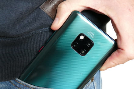 Huawei Mate 30 Pro render shows 2019 really is all about weird camera arrays