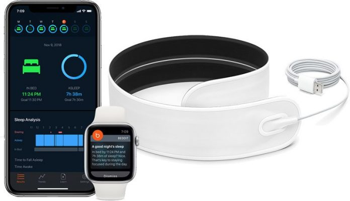 Apple's Beddit Sleep Tracking Company Now Offering Beta for Testing New Features