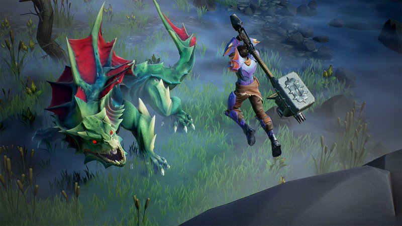 Here are all the Behemoths you can fight in Dauntless - AIVAnet