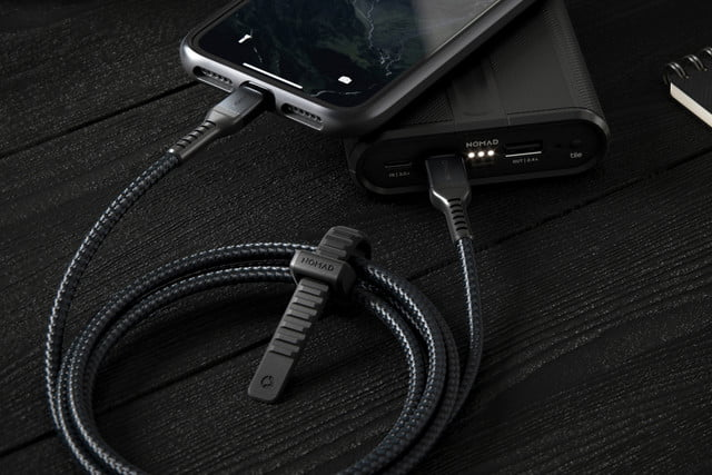 nomad new kevlar cables 2019 lightning usb c cable