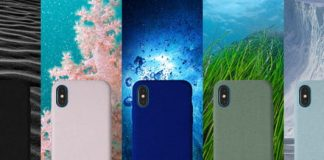 Nimble's iPhone cases use recycled bottles and no new plastic