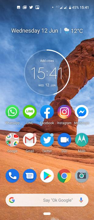 motorola one vision review screenshot 20190612 154109