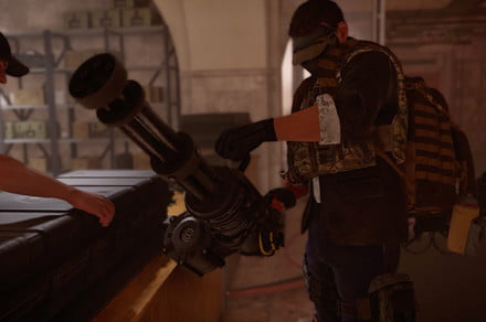 How to unlock and use the Gunner specialization in The Division 2