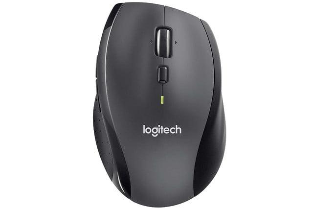 amazing amazon price cuts on logitech gaming and productivity tech m705 marathon wireless mouse 1
