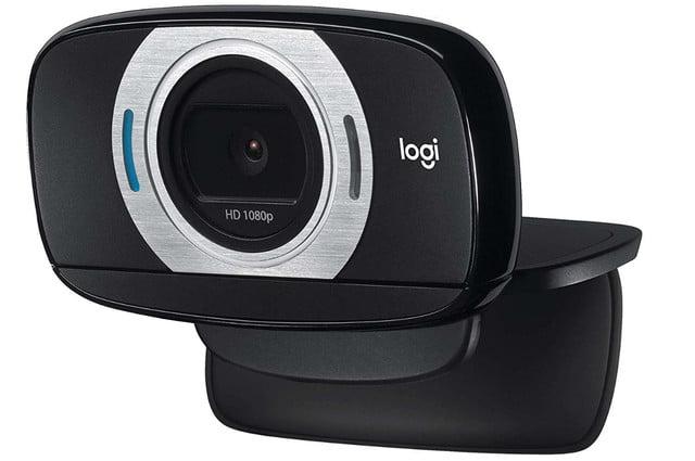 amazing amazon price cuts on logitech gaming and productivity tech hd laptop webcam c615 3