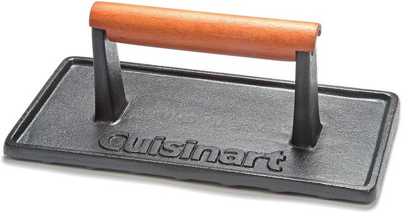 cuisinart-cgpr-221-cast-iron-grill-press