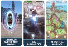 Augmented Reality Game 'Harry Potter: Wizards Unite' Rolls Out to Over 130 Additional Countries