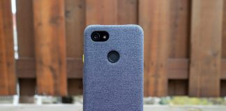 Are you using a case with the Pixel 3a?