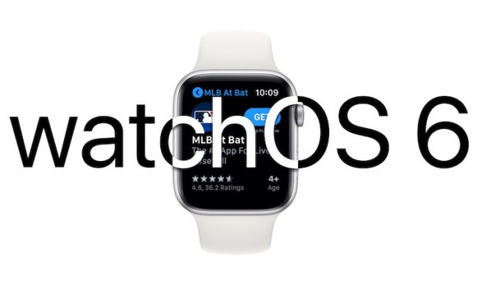 Apple Providing watchOS 6 Beta to Select AppleSeed Members