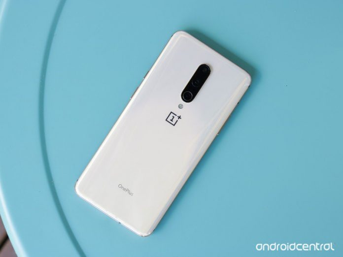 The Almond OnePlus 7 Pro is now available in the United Kingdom