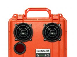 DemberBox intros DB2, an indestructible outdoor speaker with 40 hour battery