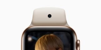 Apple Has Explored Adding Positionable Cameras to Apple Watch Bands
