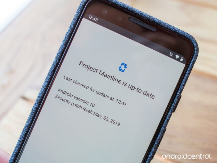 Project Mainline for Android Q: What it is, what it isn't, and how it works