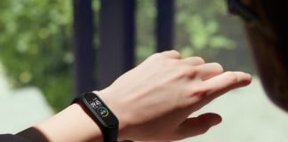 Xiaomi's Mi Smart Band 4 is a desirable, cheap fitness band/smartwatch mashup