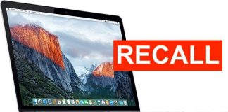 """2015 15"""" MacBook Pro Recall Applies to About 432,000 Units, Apple Received 26 Reports of Batteries Overheating"""