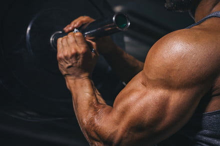 This artificial muscle is powered just like the real thing, no battery required