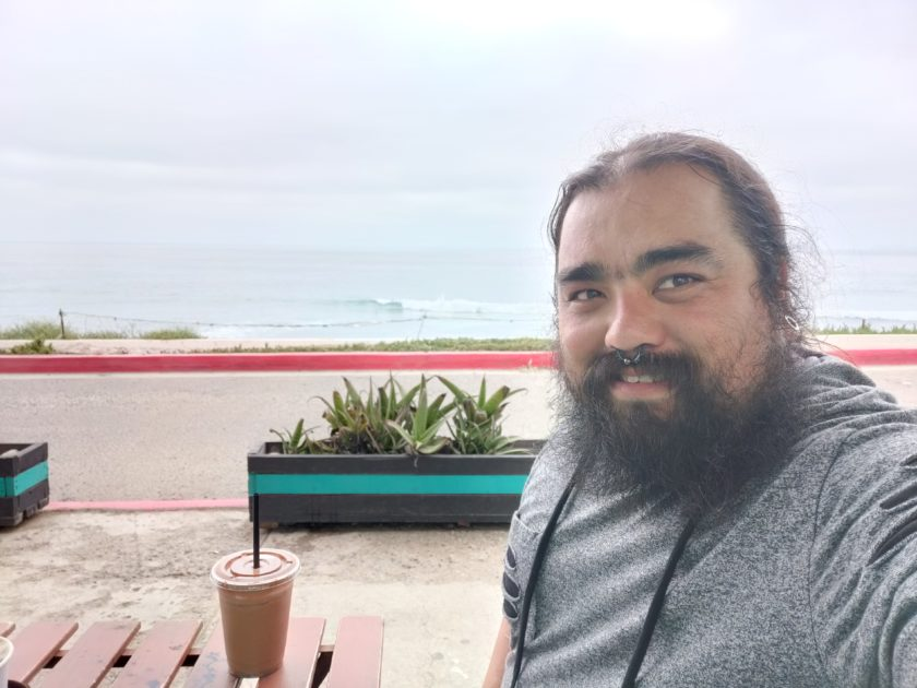 OnePlus 7 Pro selfie camera sample 3