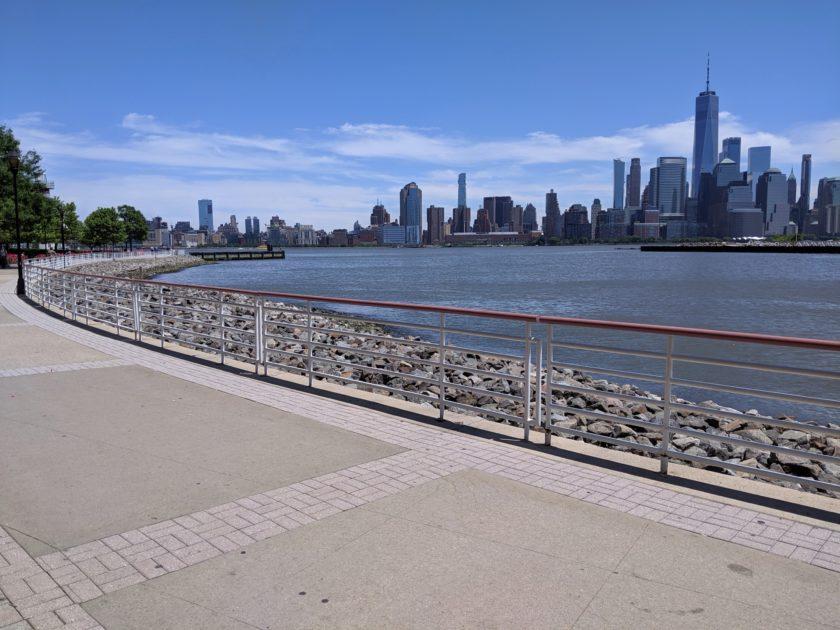 Google Pixel 3a XL Camera Review Daylight river park
