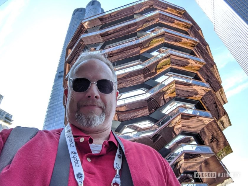 Google Pixel 3a XL Camera Review Selfie Vessel