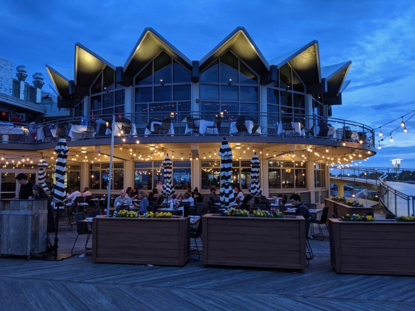 Google Pixel 3a XL Camera Review Low Light restaurant