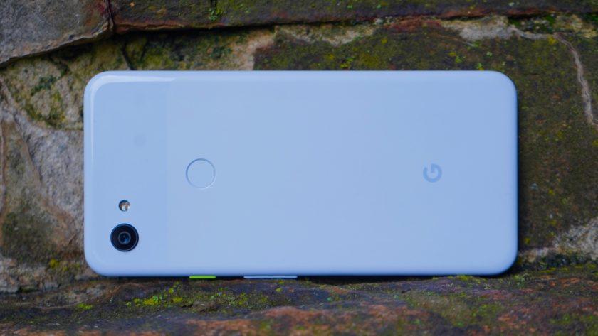 Google Pixel 3a XL Camera Review lens