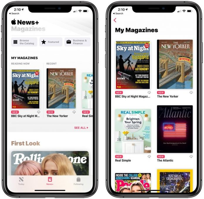 Publishers Not Making Much Money From Apple News+
