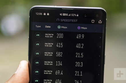 T-Mobile's 5G network is blazing NYC's lower east side. Here are our test results