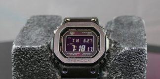 Casio's making a G-Shock smartwatch, and it's going to be tougher than any other
