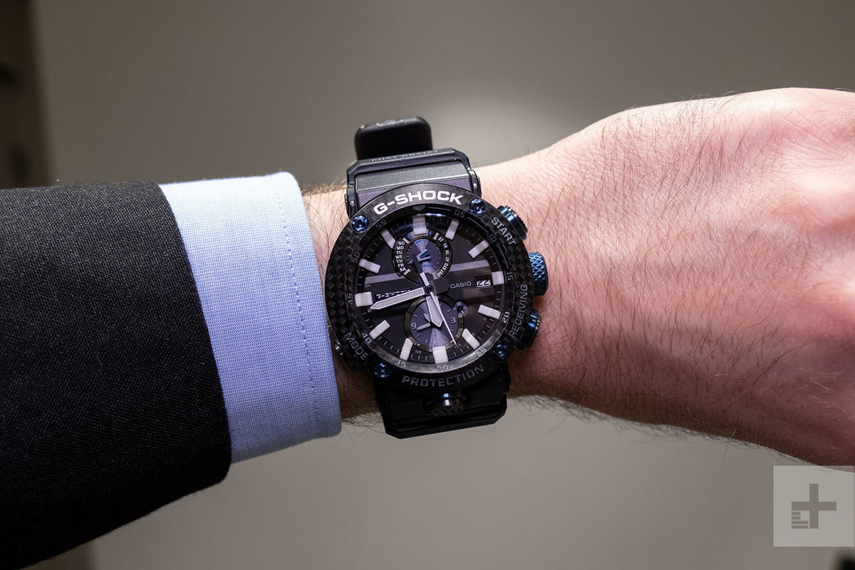 Casio Gravitymaster review