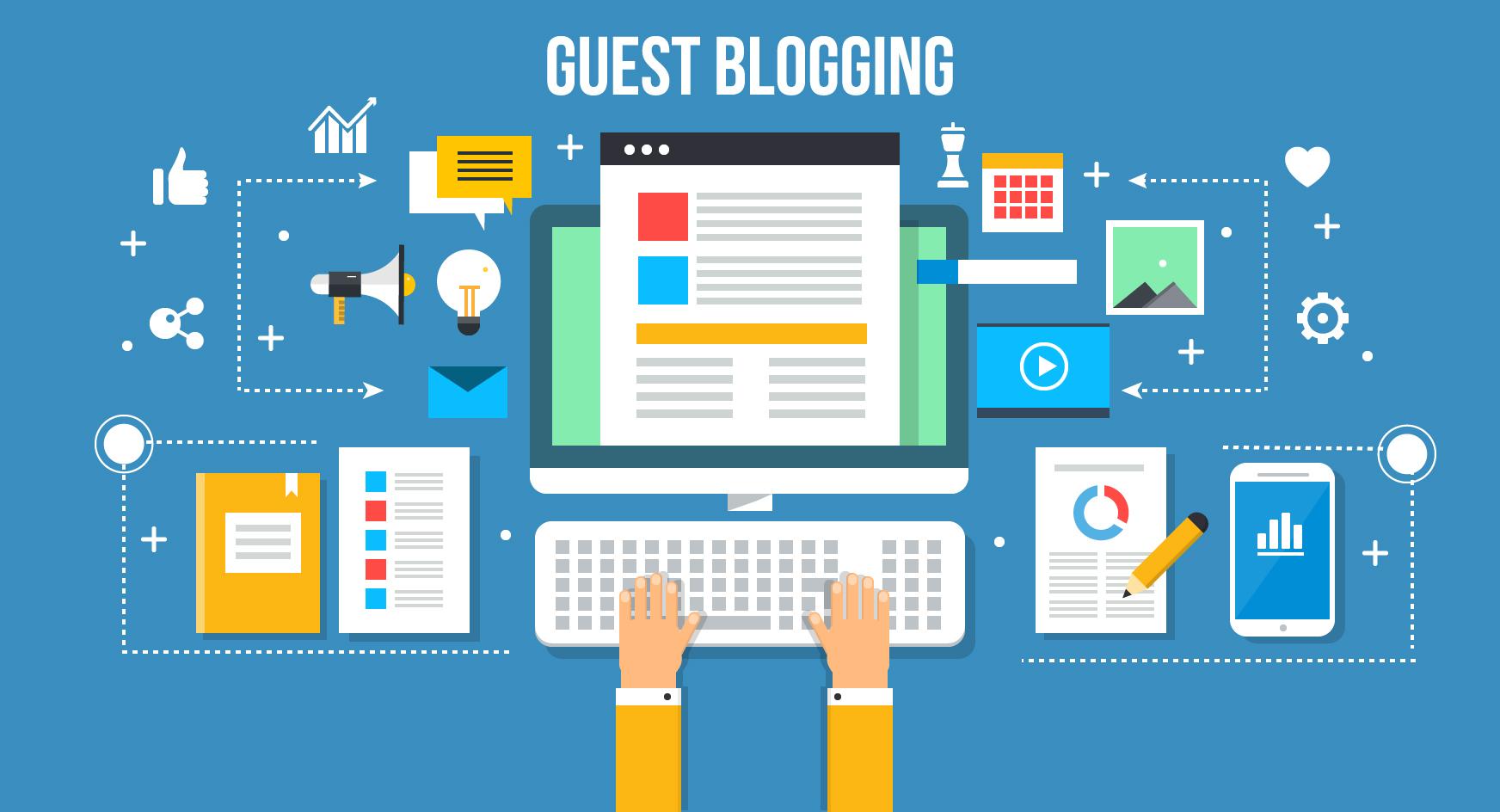 6 Major Benefits of Guest Blogging - AIVAnet