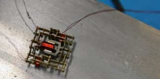 MIT's tiny walking robot could eventually build other, bigger robots
