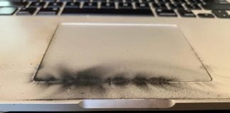 Photos of damaged MacBook Pro highlight the need to respond to Apple's recall