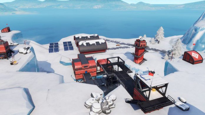 How to Visit a Solar Array in Snow, Desert, and the Jungle in Fortnite