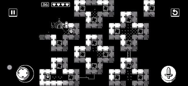 Minit is a retro adventure game you play in 60-second intervals
