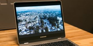 Score the Samsung Chromebook Pro at a 16% discount on Amazon