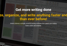 Writer's Blocks: From writing concept to final edit in no time — 73% off