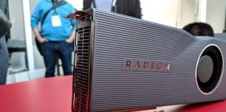 What is AMD's plan for ray tracing?