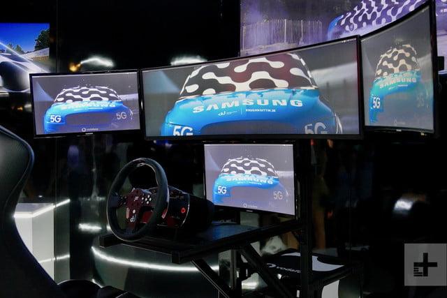 samsung 5g goodwood festival of speed drift news